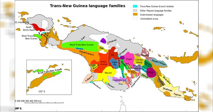 Papua New Guinea Languages