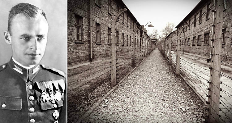 Pilecki and Auschwitz