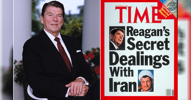Ronald Regan, Time Magazine Cover