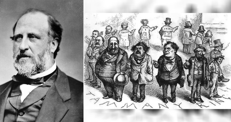 William M. Tweed, Boss Tweed and the Tammany Ring