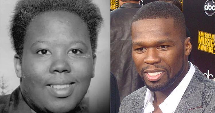 Sabrina Jackson, Curtis James Jackson III aka 50 Cent