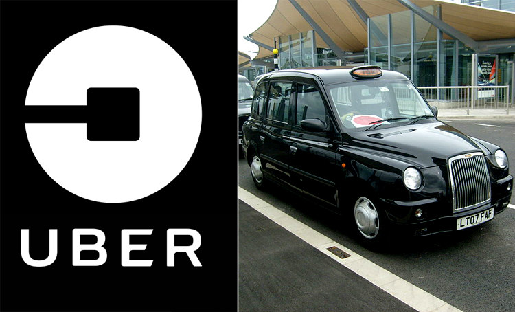 Uber London and Black Cabs