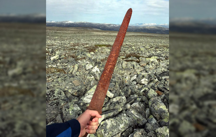 Viking Sword Found in Southern Norway
