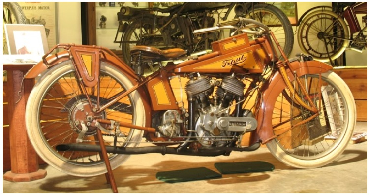 The Traub Motorcycle