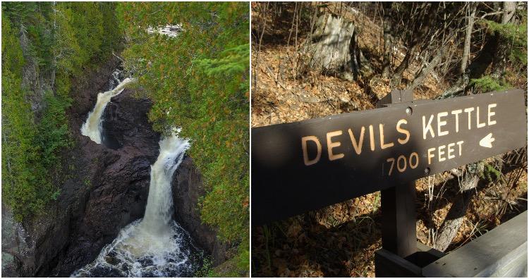 Devil's Kettle