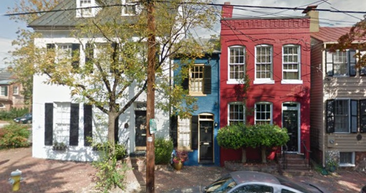 Hollensbury's Spite House