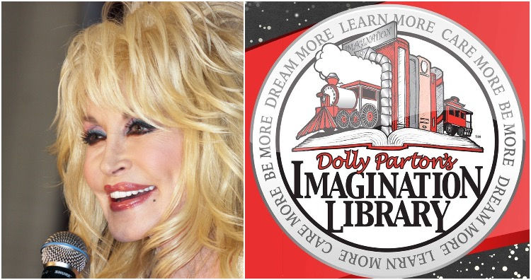Dolly Parton and Dolly Parton's Imagination Library