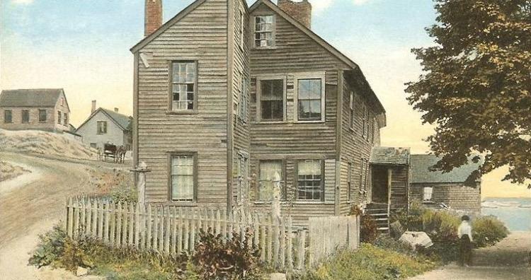 Old Spite House