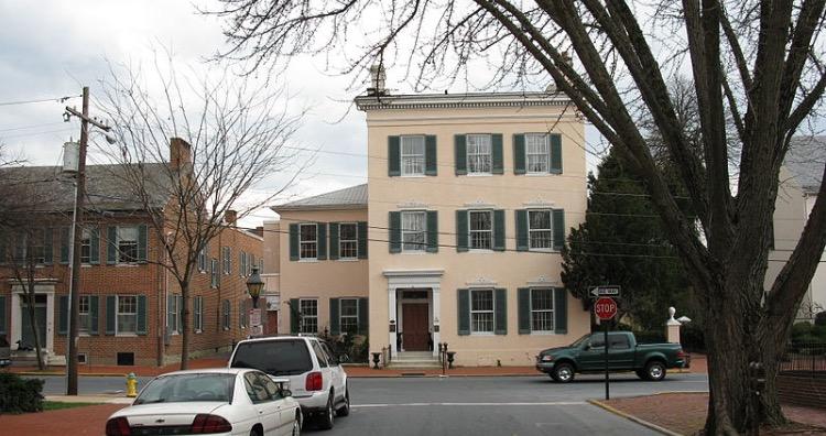 The Tyler Spite House