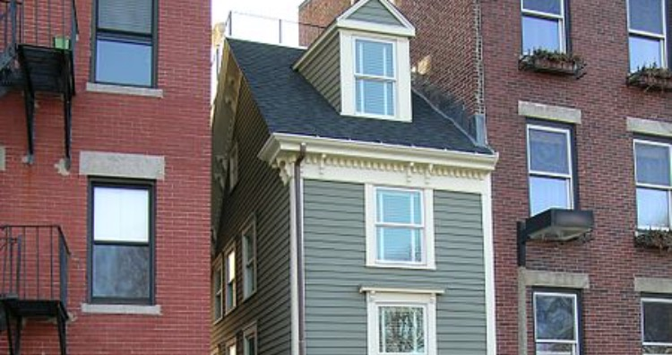 The Boston Skinny House