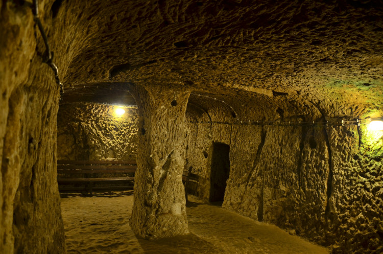 Another Chamber in Derinkuyu