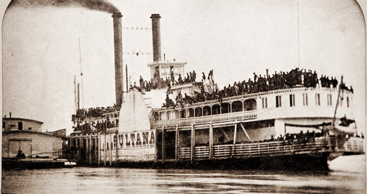 Engineering disasters: SS Sultana steamboat