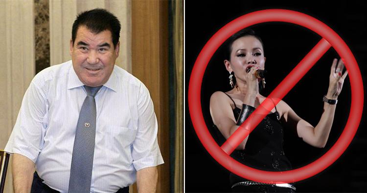 Former President Niyazov banned lip-syncing