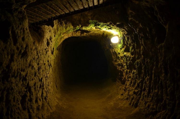 More Tunnels of Derinkuyu Underground City