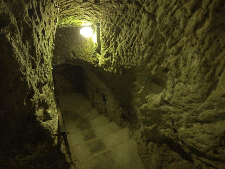 Stairway Tunnels