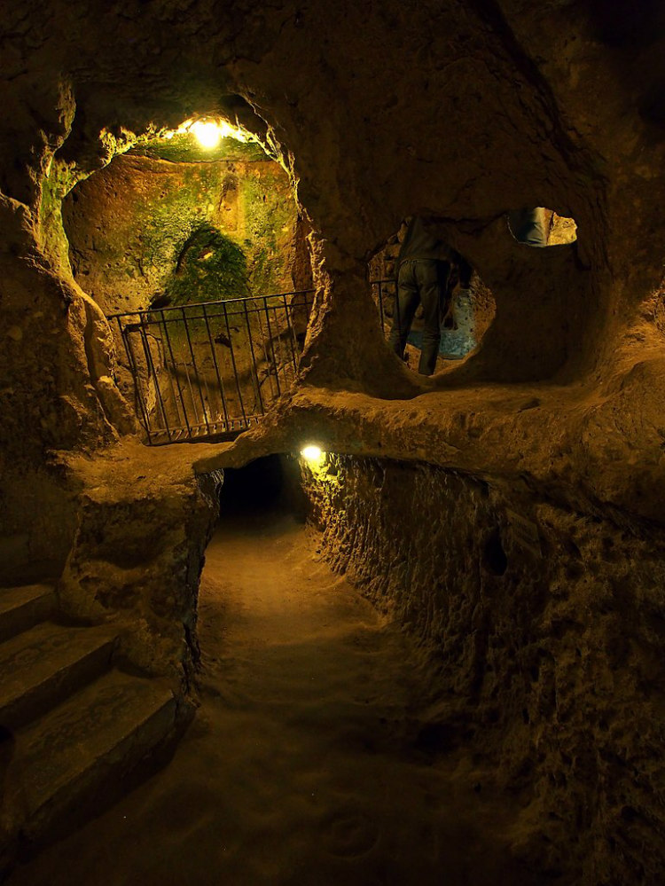 Tunnels of Derinkuyu 2
