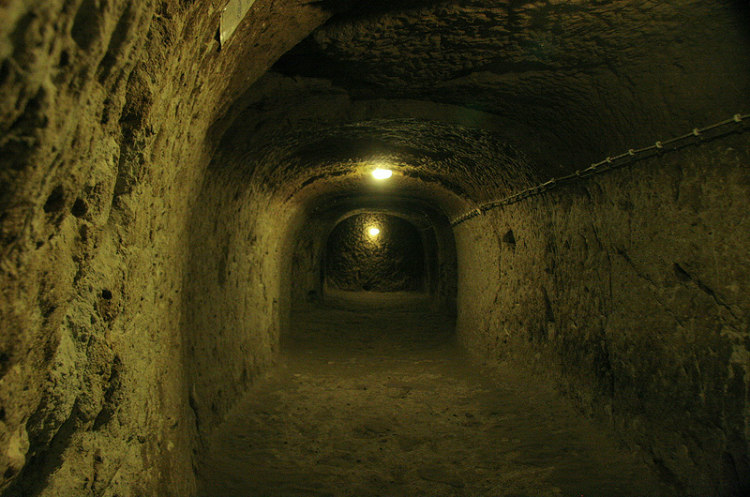 Tunnels of Derinkuyu