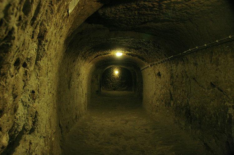 Tunnels of Derinkuyu