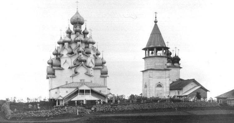 Kizhi Pogost, 1916