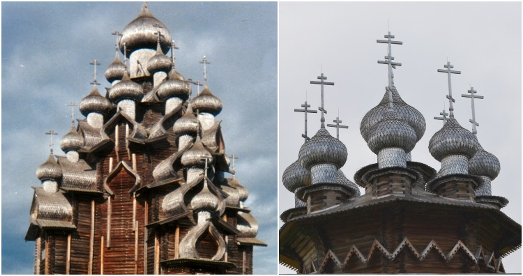 The Church of the Transfiguration of Our Lord and The Church of the Intercession