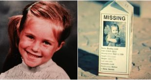 Bonnie Lohman, missing children milk carton