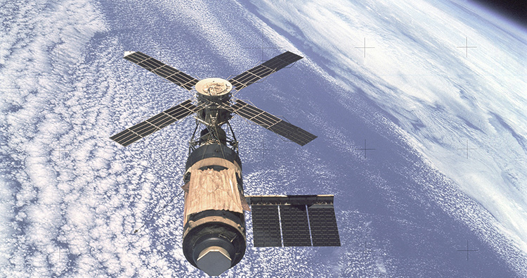 Worst engineering disasters: The Skylab crashes back to earth in 1979.