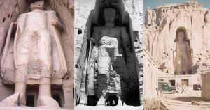 Taliban's Destruction of Giant Buddha Statues