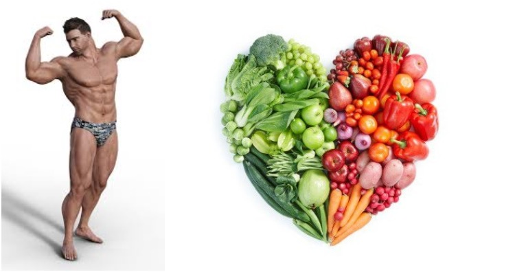 Veggies aid in muscle building