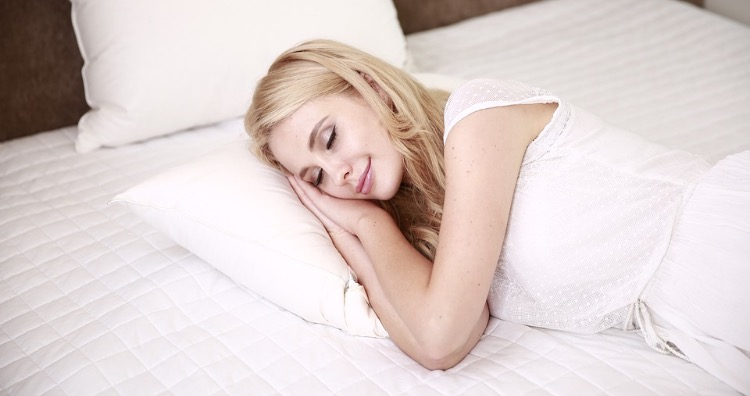 Sleep is really important when it comes to workouts and muscle repair.