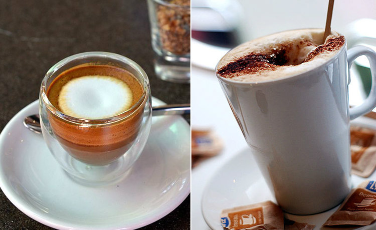 Espresso and Coffee