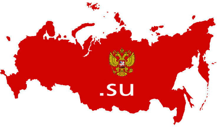 Soviet Union Country Code Top-Level Domain