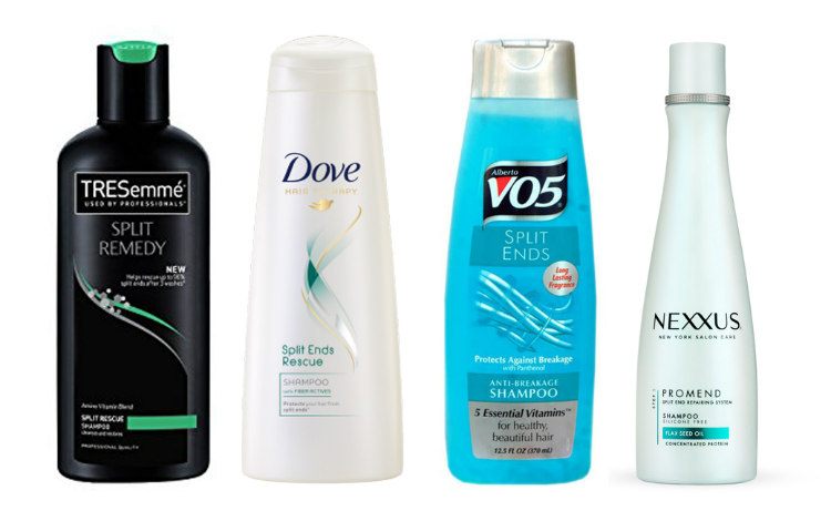 Split End Remedy Shampoos