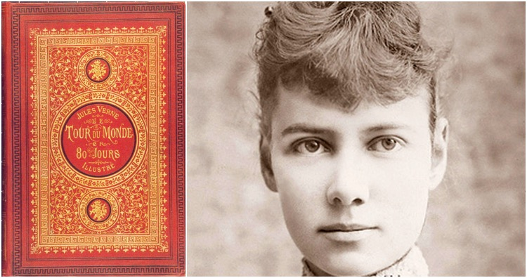 Around the World in Eighty Days/ Nellie Bly