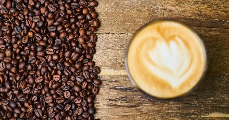 Caffeine never leads to dehydration