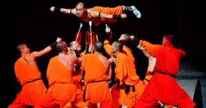 Shaolin Monk Skills