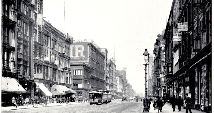 Chicago in the 19th century
