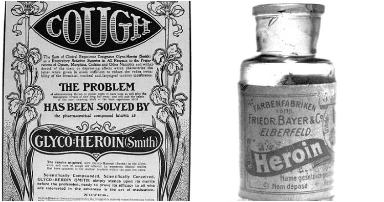 Heroin as Cough Medicine