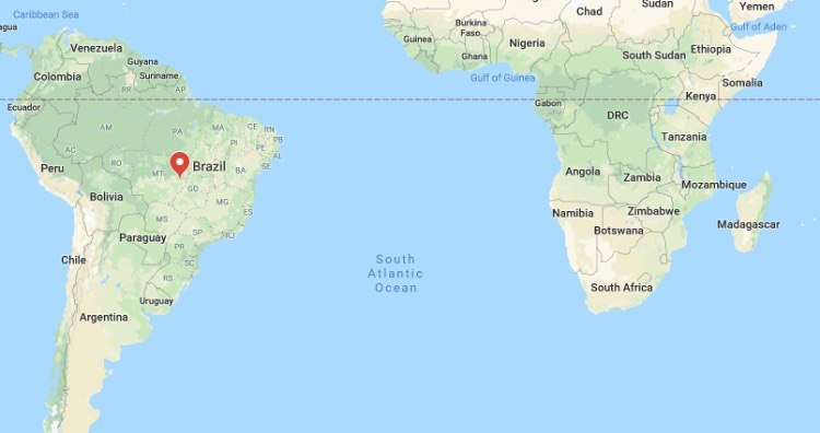Brazil and Africa