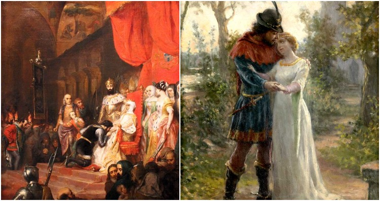 Events in History that seem Illogical