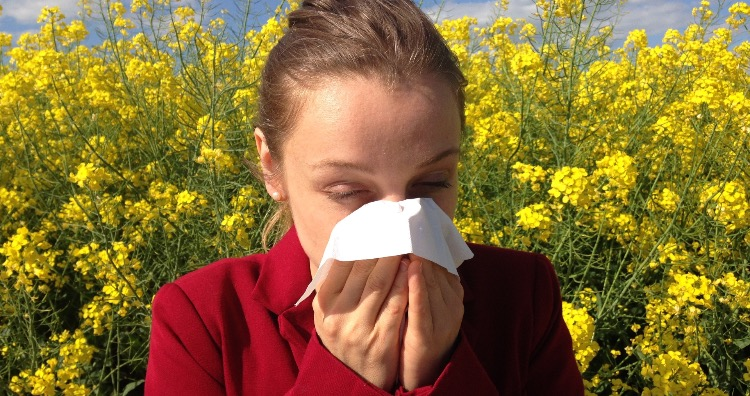 Allergies are basically the body attacking itself because of the presence of a foreign substance, which in the majority of cases is harmless to the body