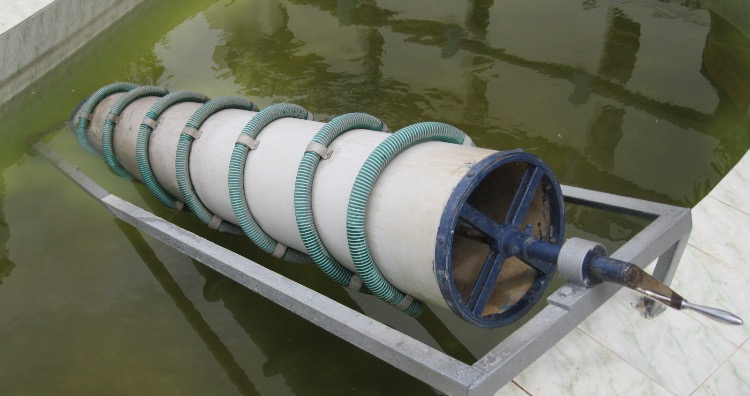 Archimedes Screw