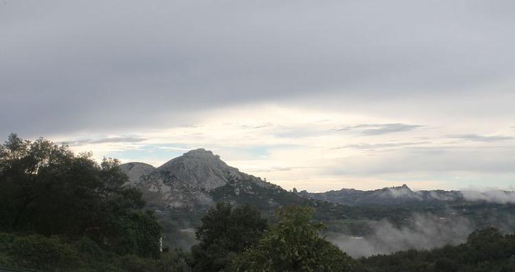 Inyanga mountains in Zimbabwe