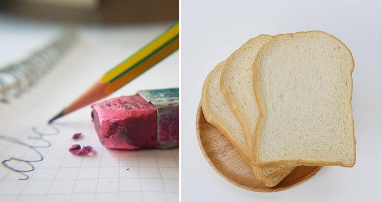 Bread eraser