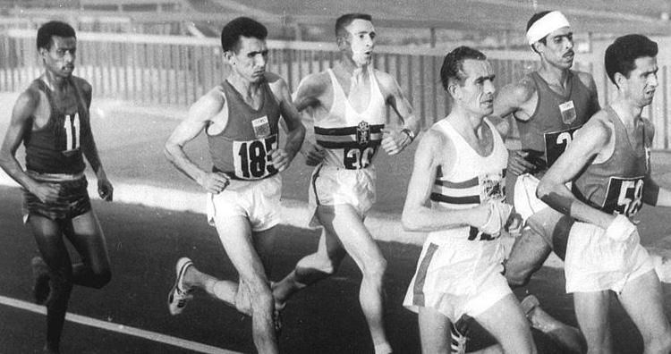 Athletes drank alcohol during marathons