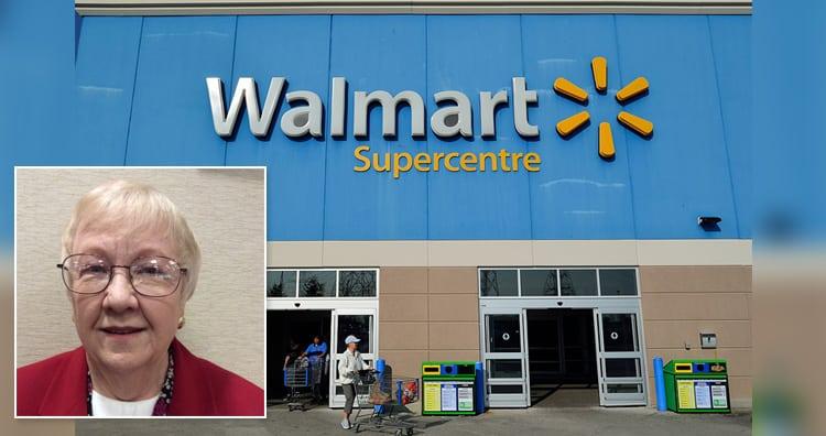 Mary Bach sued Walmart