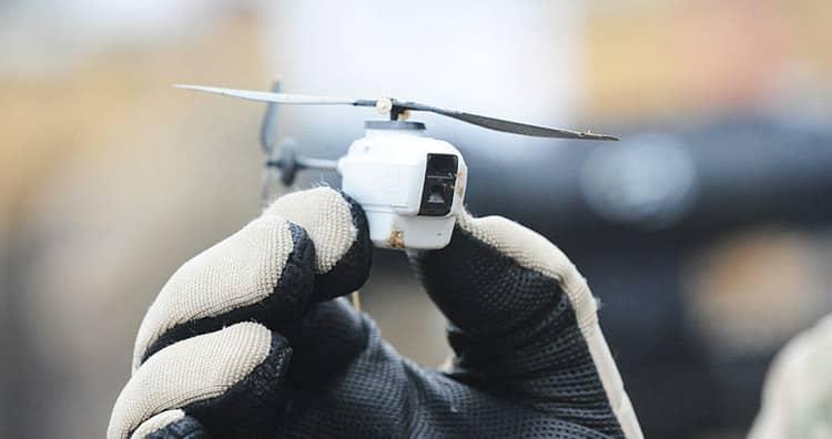 Black Hornet Nano Helicopter