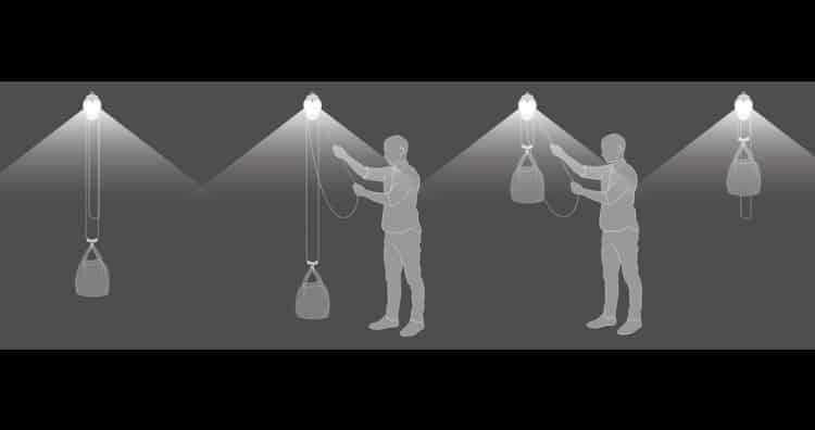 GravityLight Mechanism