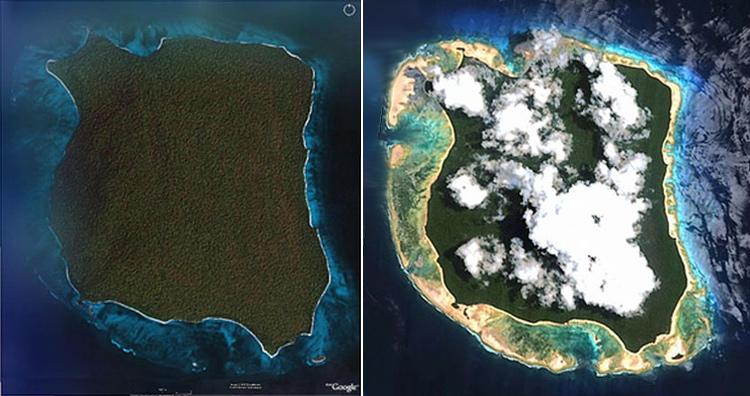 North Sentinel Island Tsunami