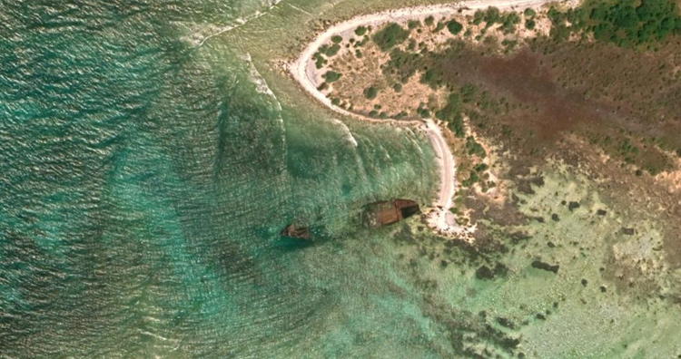 Primrose Shipwreck