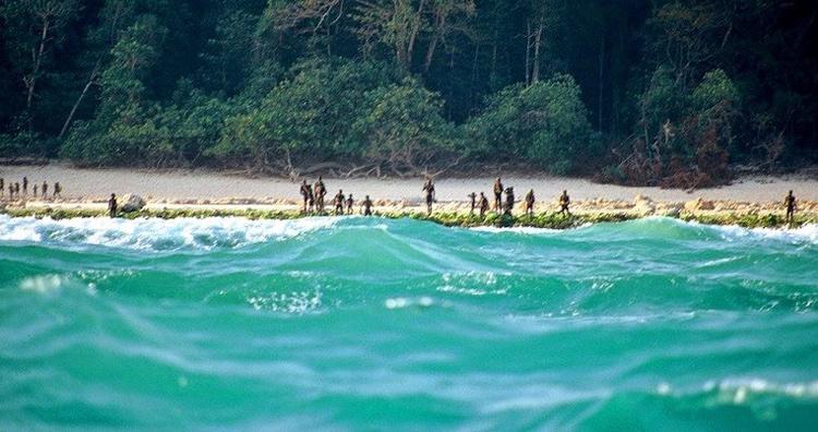 Sentinelese Population